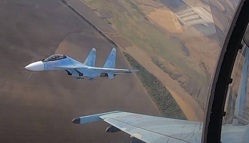 mass media: The Su-30SM that fell on the eve could have been accidentally shot down by another fighter