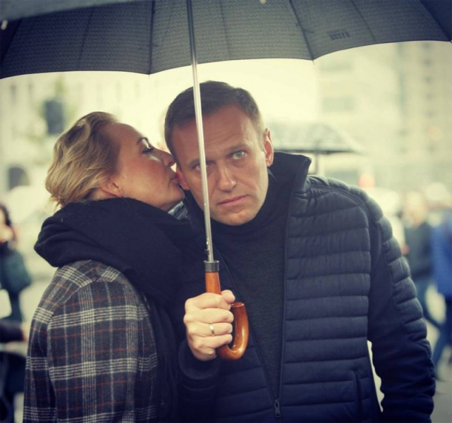 Navalny's wife reacted to Dr. Roshal's initiative on the situation with her husband