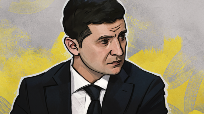 Zelenskiy is being trapped in local elections
