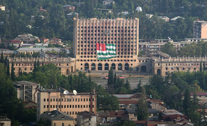 Abkhazia on the path of destruction of statehood