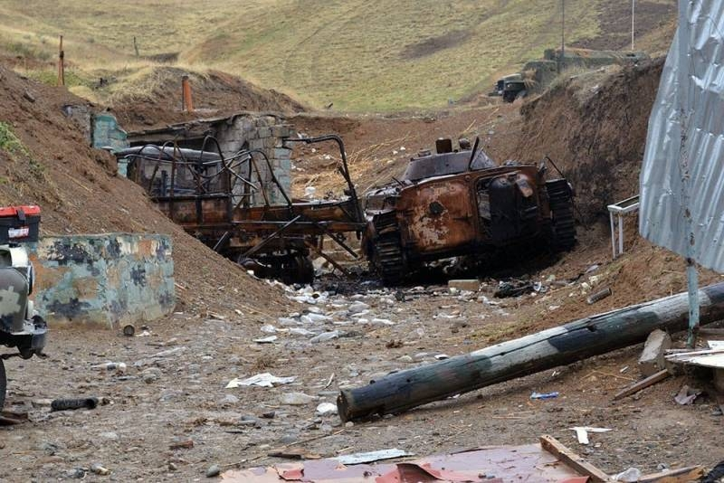 Baku launches large-scale offensive in Nagorno-Karabakh - reported in the Ministry of Defense of Armenia