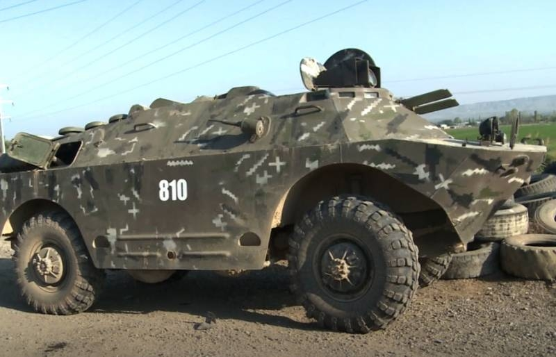 Armored vehicles, weapons and tons of ammunition: Azerbaijan's Defense Ministry showed new military trophies