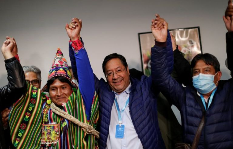 The movement towards socialism in Bolivia?
