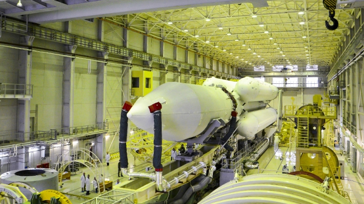The expert dispelled the myth about the replacement of the RD-180 engine by the Americans