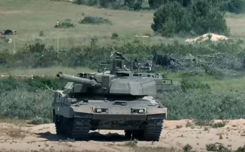 France and Germany have decided on the first spending on the project of a joint promising tank MGCS