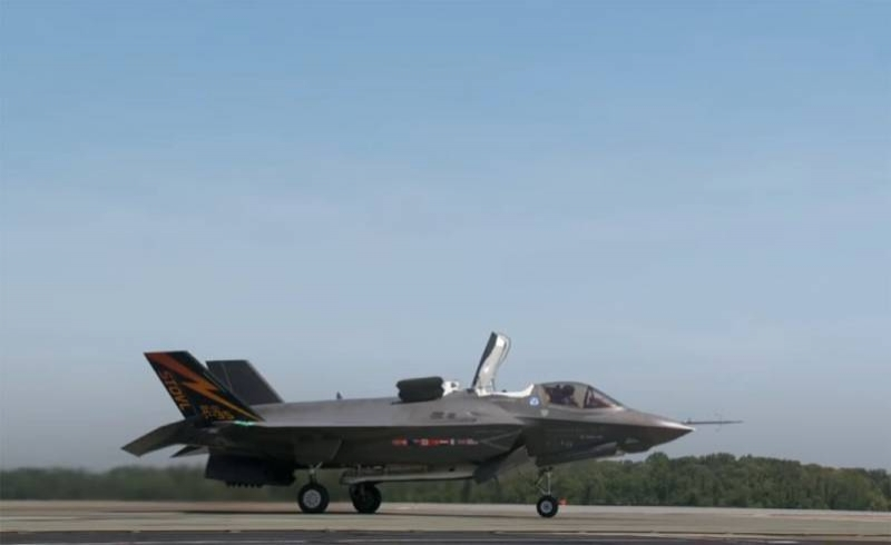 General of the United States Marine Corps: F-35Bs give us the ability to dominate the air and sea