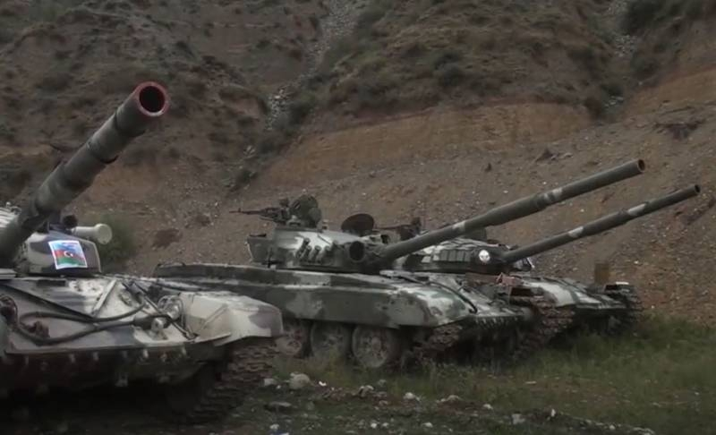 Indian General: Indian tank units need to learn a lesson from the battles in Karabakh