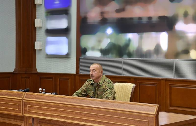 «Intense shelling in the direction of Mingachevir-Agjabad». Armenian Defense Ministry commented on Azerbaijan's statement