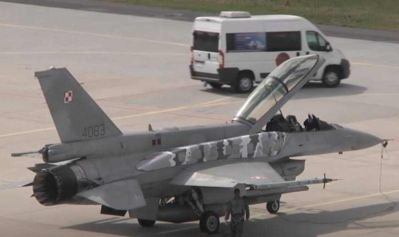 «Используем опыт Польши»: in Ukraine offered to buy American F-16 fighters