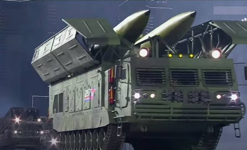 ICBMs and SLBMs «Pukkykson-4A»: in Pyongyang showed new ballistic missiles