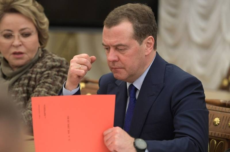 medvedev: NATO threatens Russia's national security in the Arctic