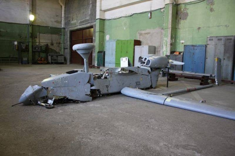 In Ukraine: In Donbas, more than 120 Russian drones