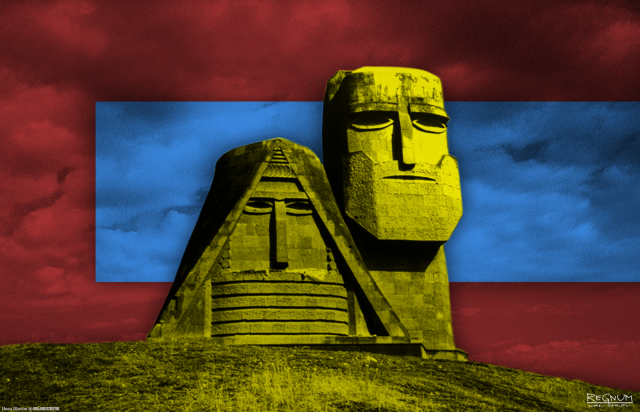 Nagorno-Karabakh may become Syria