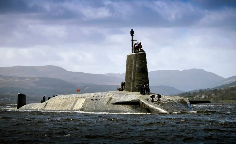 Drunk British submarine officer was about to unload nuclear missiles