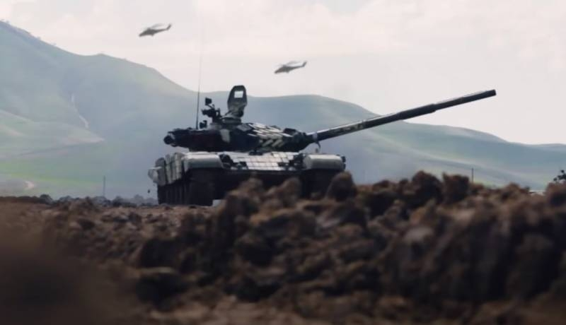 «России можно вооружаться Т-34»: how the author of the National Interest manipulates figures about the tank fleet of the RF Armed Forces