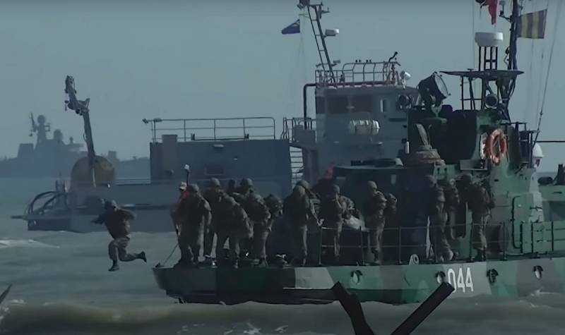 «Такое невозможно при реальном бое»: in Poland appreciated the landing of armored personnel carriers from sea transport
