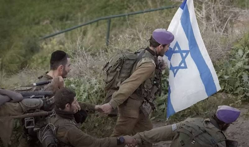 In the Israeli brigade «Givat» there was a massive brawl, there are officers among the victims