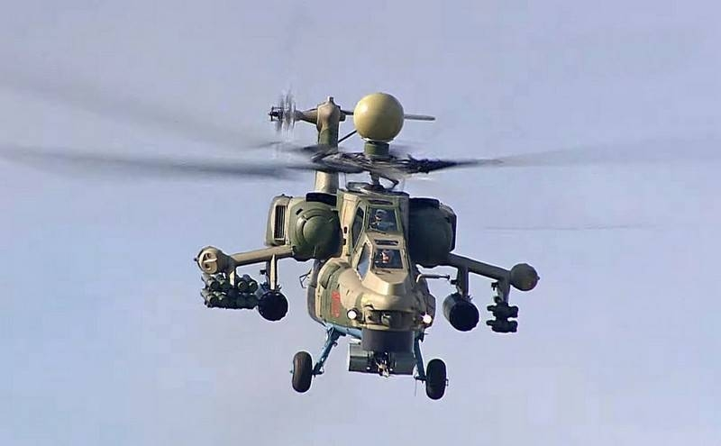 The Ministry of Defense told about the testing of modernized helicopters