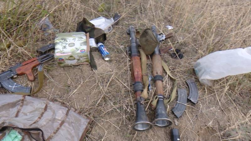 Nagorno-Karabakh announced a disrupted Azerbaijani offensive in the north-east direction