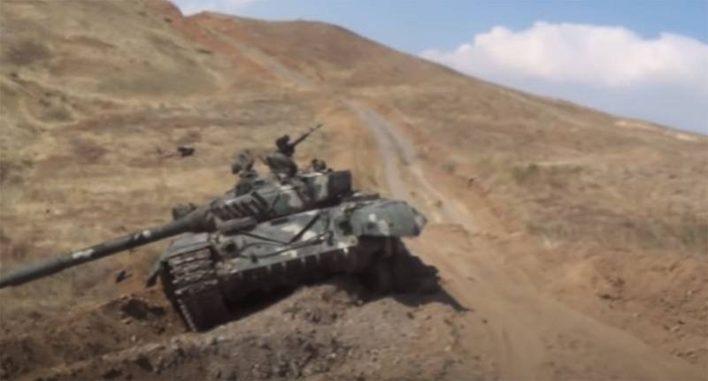 In the US press: The fact of the destruction of dozens of tanks in Karabakh in a short time may indicate that, that the time of tanks has passed
