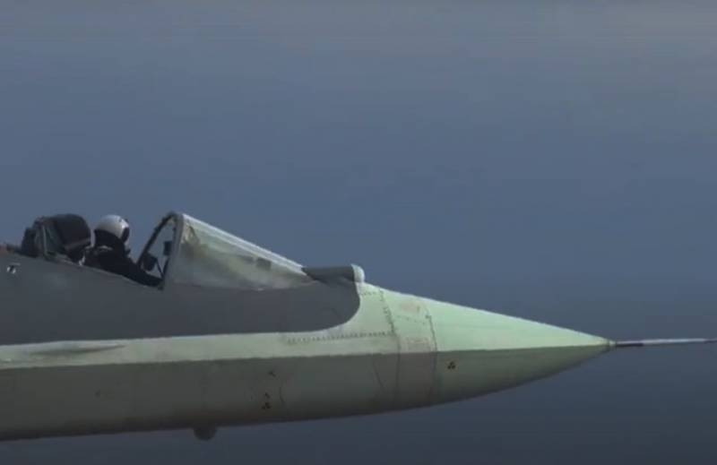 «In convertible mode»: Western press discusses the flight of the Su-57 fighter with an open cockpit