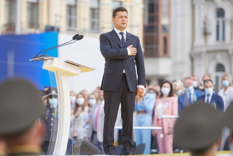 Zelensky promises to leave post, if you can't end the war in Donbass