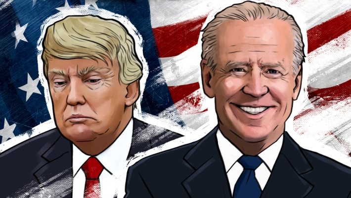 The fight between Trump and Biden strengthens the foreign policy positions of the Russian Federation
