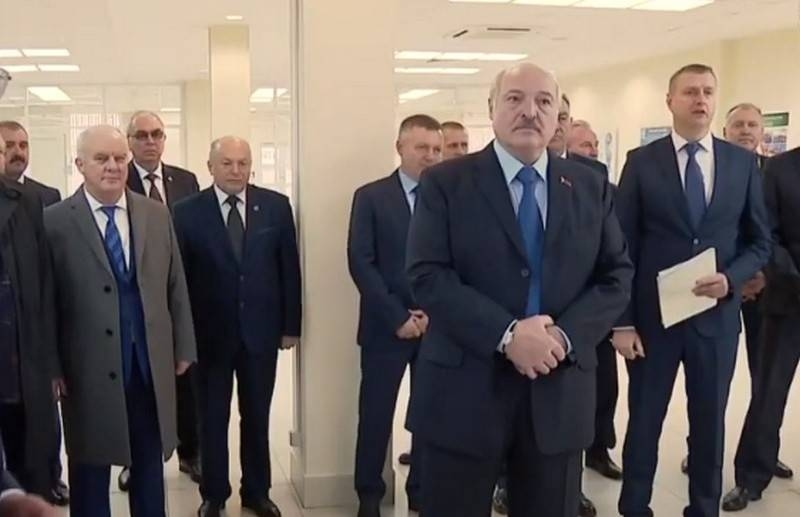 «Как будто метро построили»: Lukashenka has declared Belarus a nuclear power