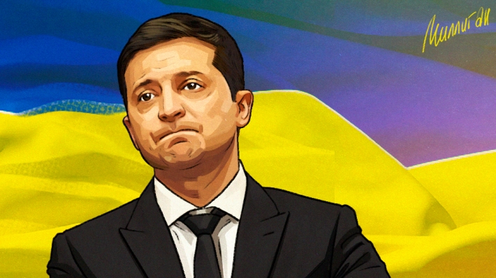 Kiev is looking for a solution to Ukraine's internal problems in Europe