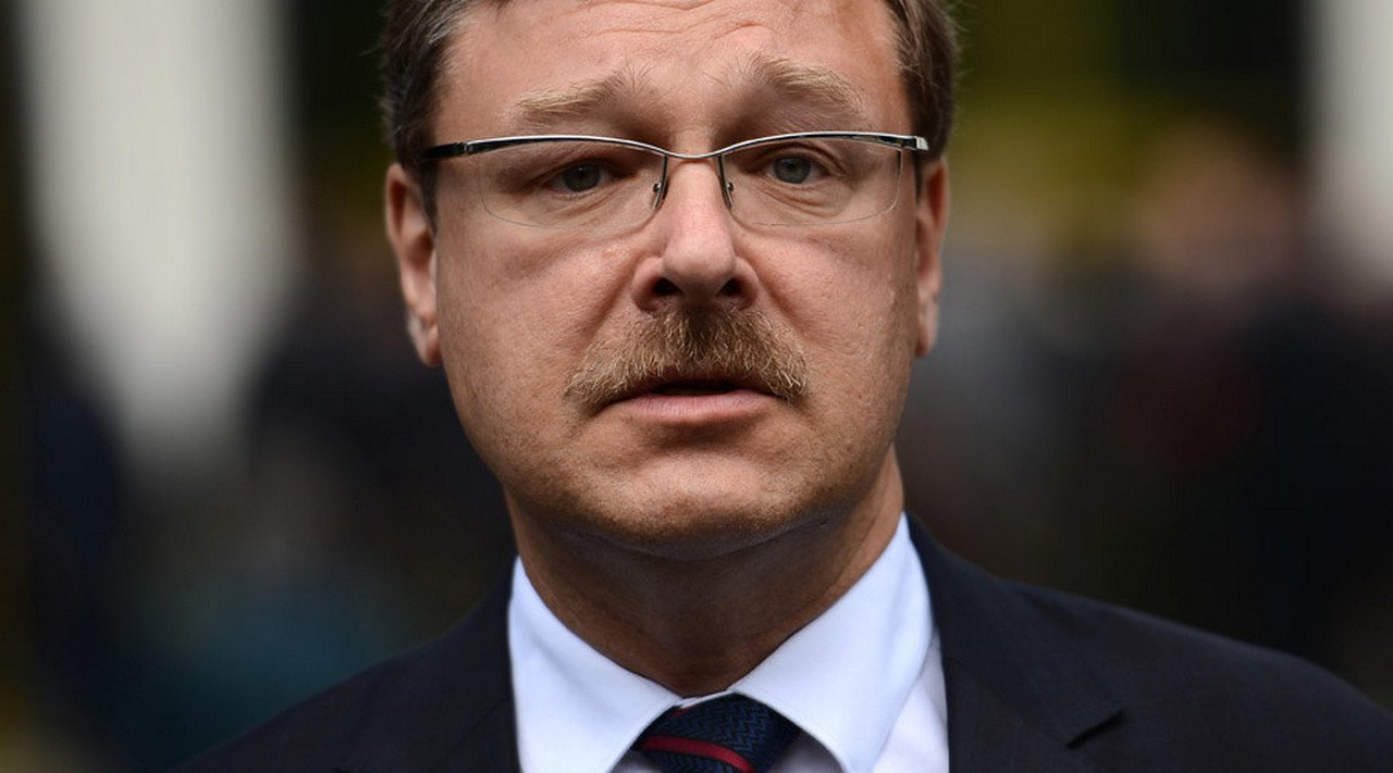 Konstantin Kosachev: When Russia celebrates national unity, America is split like never before