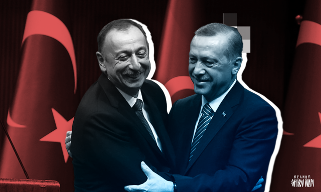 Nagorno-Karabakh: Aliyev and Erdogan remain without Europe