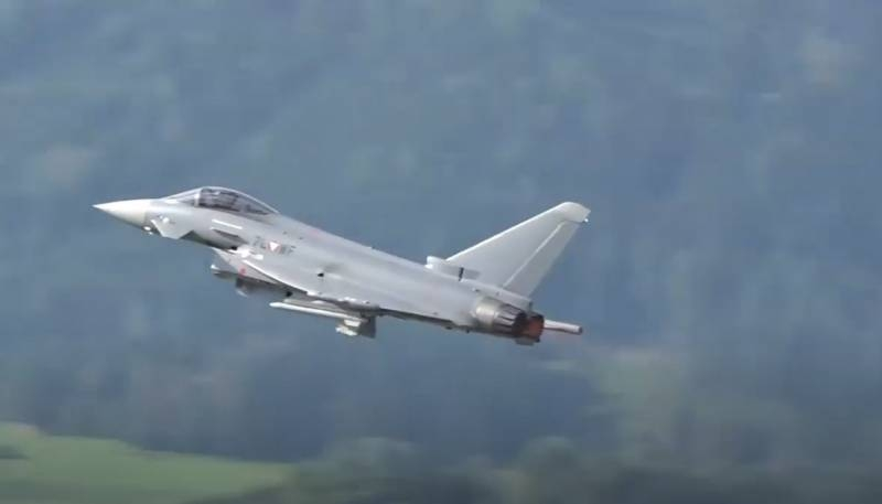 Germans invest in Luftwaffe: billions of euros for new fighters