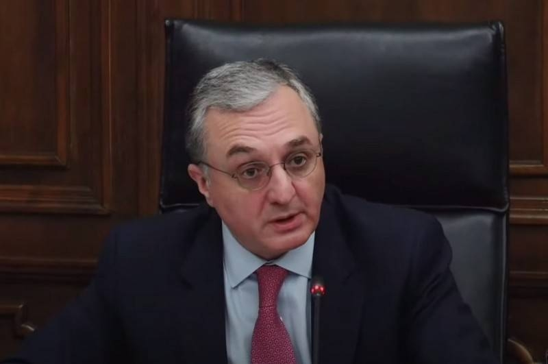 «О чём думали в Баку, involving foreign fighters in the armed conflict?» - Ministry of Foreign Affairs of Armenia