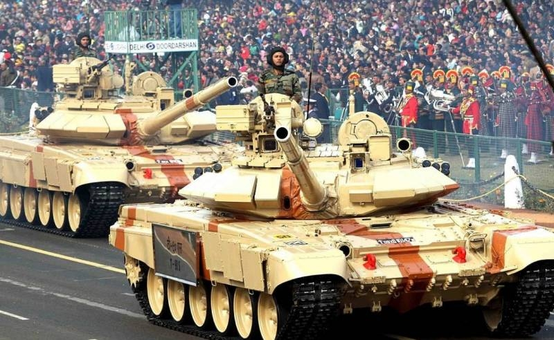 Chinese drones are named the main threat to the T-72 and T-90 tanks of the Indian Armed Forces in Ladakh