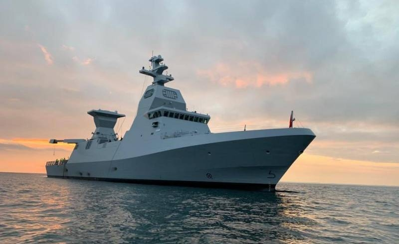 «Отразим любую угрозу»: The Israeli navy waited for the first new corvette
