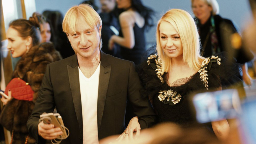 The psychologist explained the choice of the name for the second son of Rudkovskaya and Plushenko