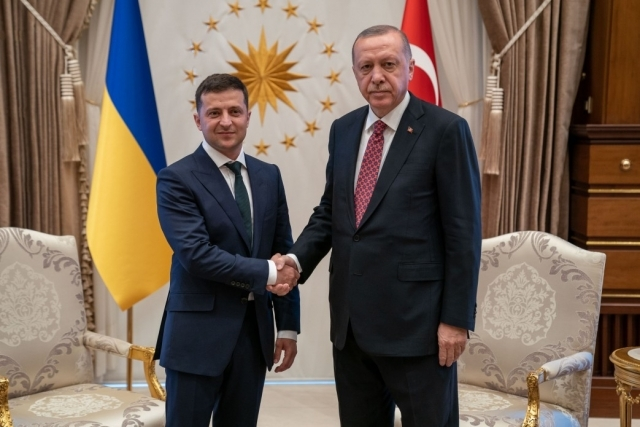 Turkish-Ukrainian alliance being created now is fraught with adventures
