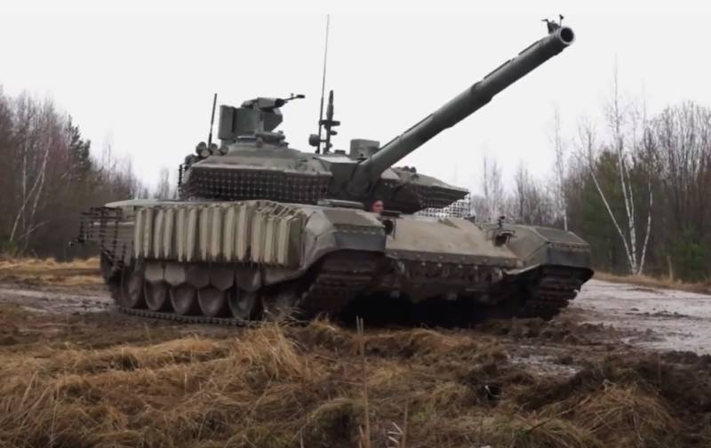 Tank T-90 «Breakthrough 3» will receive new components