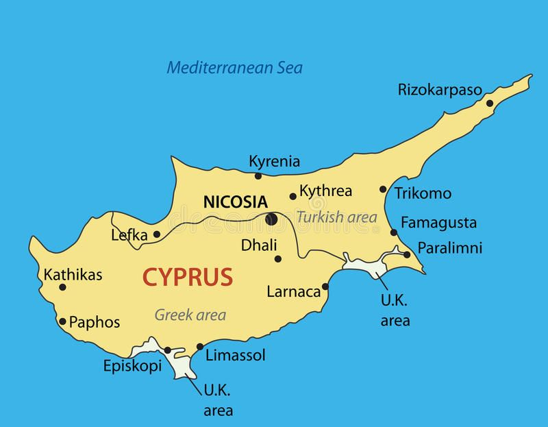 Turkey and the US use Cyprus for Mediterranean approval