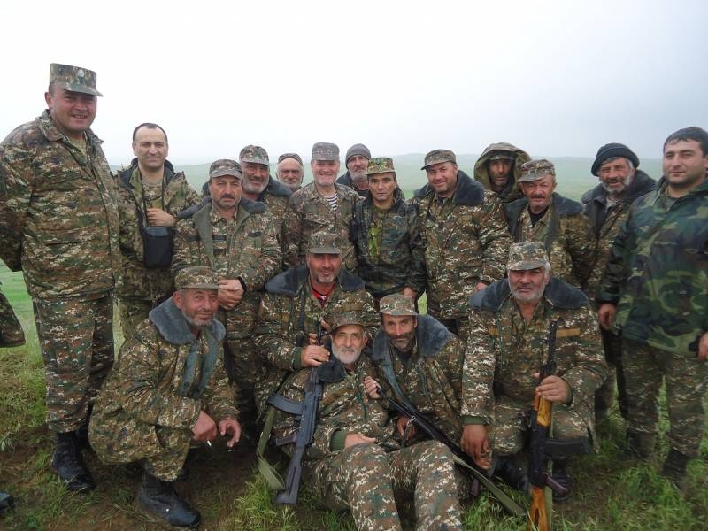 Warrior Pegov: If the operation in «death gorge» was brought to an end, this could lead to the defeat of the Azerbaijani Armed Forces