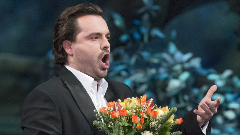 Baritone Vasily Ladyuk: It's time for empty candy wrappers