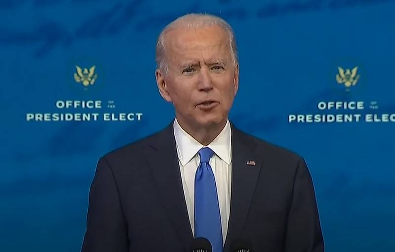 Joe Biden intends to impose new sanctions against Russia