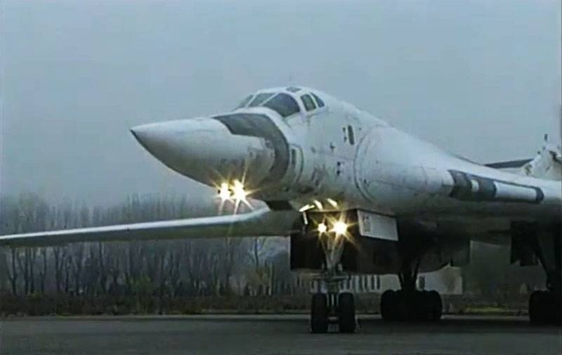 «Why the US didn't destroy an equal number of its planes?» - Chinese press about cutting the Tu-160 in the 90s
