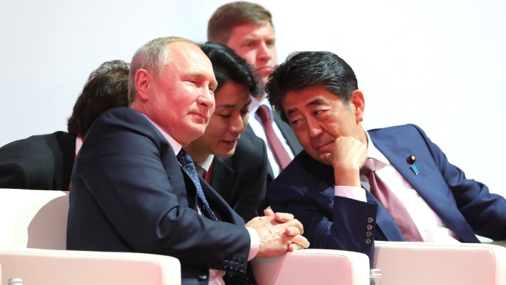 The principles of the Japanese will leave them without the South Kuriles and relations with Russia
