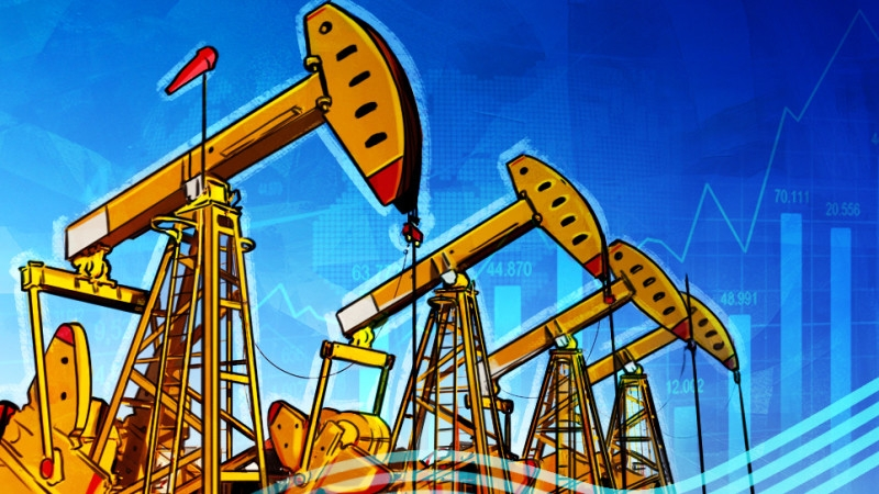Brent crude oil price reaches February level last year