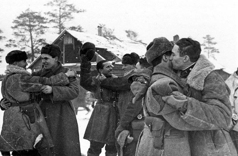 Day of complete liberation of Leningrad from the Nazi blockade