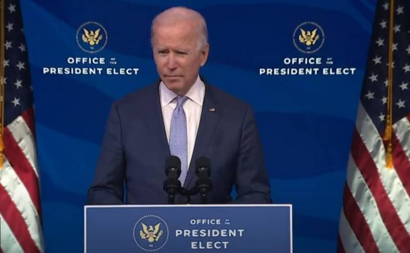 Joe Biden confirmed as the new President of the United States