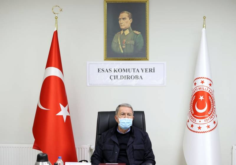 «And then, and today the Turkish army - на защите угнетённых»: Turkish Defense Minister on the Battle of Sarikamysh