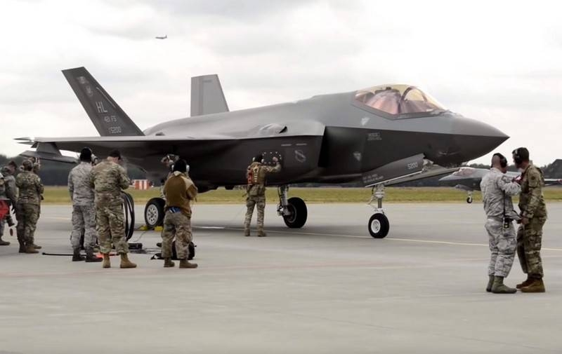 Concern Lockheed Martin is in no hurry to fix the detected defects of the F-35 fighter