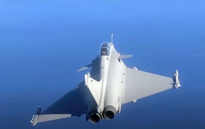 Greek Defense Ministry proposes to purchase used Rafale fighters